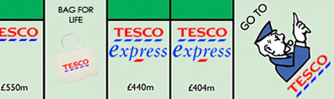 The Tesco Monopoly