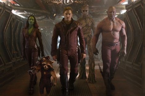 Guardians of the Galaxy Main